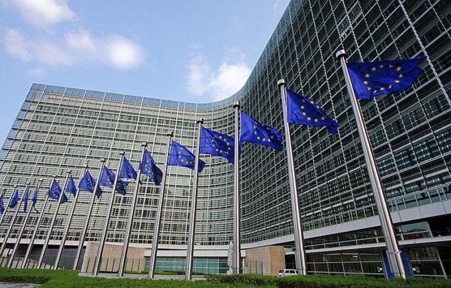 Rencontre à la commission Européenne de Bruxelles