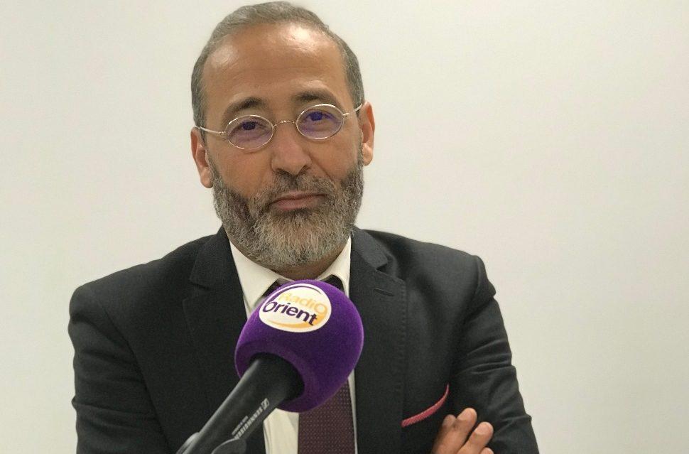 L'imam de Bordeaux, Tareq Oubrou, était l'invité de Parcours - Radio Orient