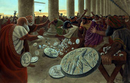 Des nouveaux « marchands du temple »