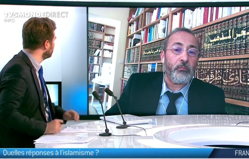 Quelles réponses à l'islamisme? Tareq Oubrou - Essayiste et imam de Bordeaux