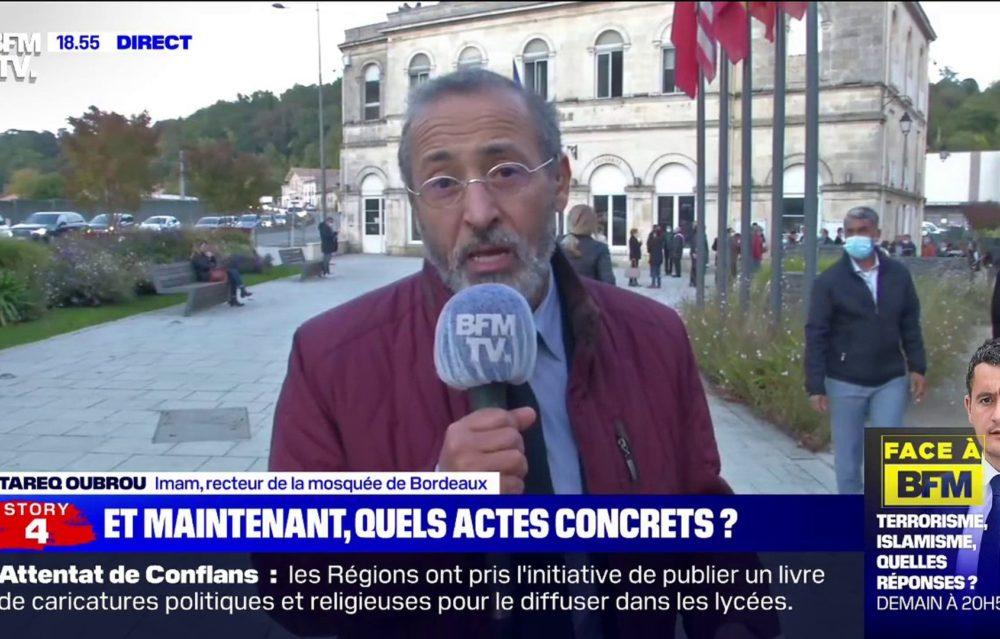 Tareq Oubrou :