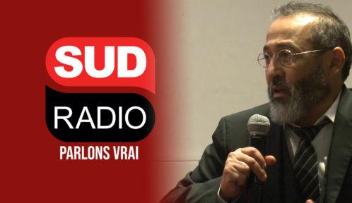 Tareq Oubrou invité de Sud Radio : Un conseil pour « labelliser » les imams ?