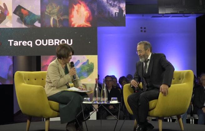 Tareq Oubrou – Rencontres Littéraires Les Idées mènent le Monde 2019