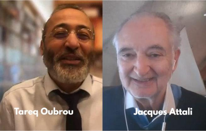 Grand entretien avec Tareq Oubrou