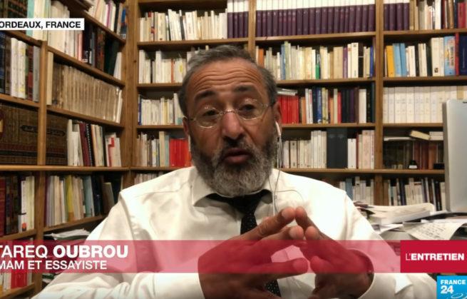 """L'islam n'impose pas la foi"", explique l'imam Tareq Oubrou"