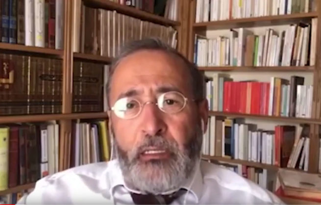 Le sens de l'épreuve : punition ou grâce divine ? – Tareq Oubrou