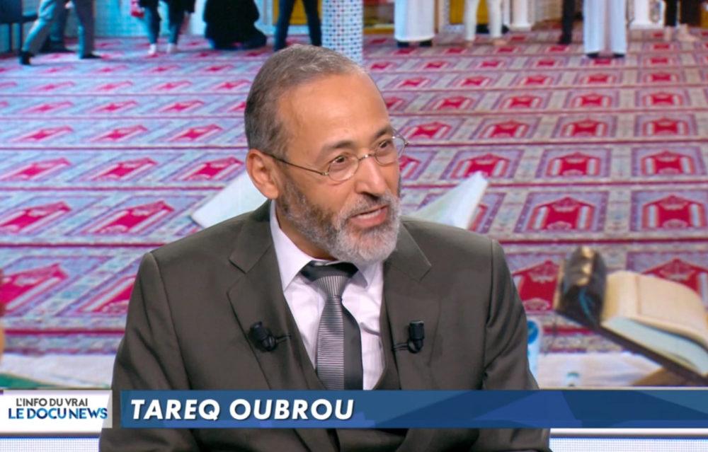 Tareq Oubrou était l'invité d'Yves Calvi dans l'info du vrai sur la question de l'imam en France.